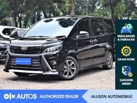 [OLX Autos] Toyota Voxy 2018 2.0 A/T Bensin Hitam #Allison