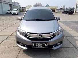 Honda Mobilio E CVT Matic AT 2018  Interior & Eksterior mobil spt baru