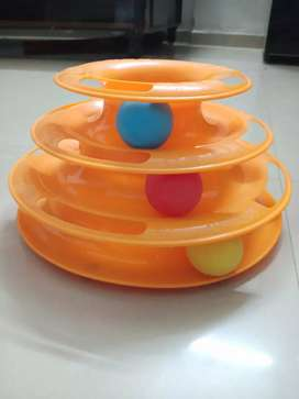 PET TOY TOWER OF TRACKS.ECT
