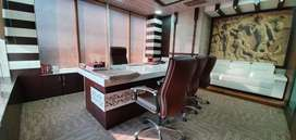 @1000 sq.Fully furnished office space available for rent in Ajmer Road