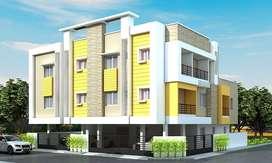813sqt/2BKH /in 1st floor/15 Minutes to chrompet saravana stores