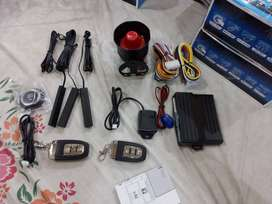PKE Alarm Anti- Security System PKE Keyless Entry