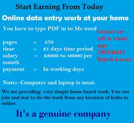 Start Earning From Today