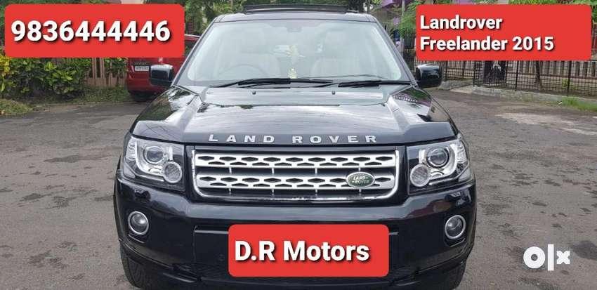 Land Rover Freelander 2 SE, 2015, Diesel 0