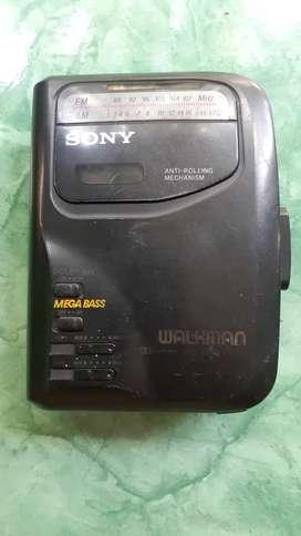 Walkman sony wm fx 105