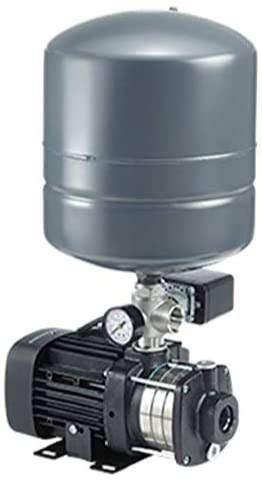 Grundfos CM 1-5 Pressure Booster Pump with 24 Liters Tank