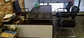 brand new office tabel nd chaira