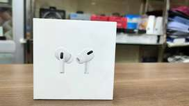 Sealed Apple Airpods Pro with 1 year international warranty with Bill