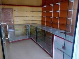 All types of Glass work