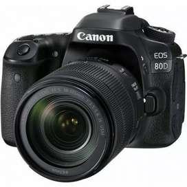 Kredit Aja Kamera Canon 80D Dengan Cepat Prosesnya Dan Promo Masih ada