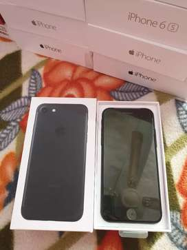 iPhone 7 128gb new box pack with bill