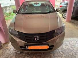 Honda City ZX CVT i-vtec, 2009, Petrol