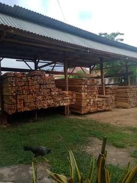 Berbagai jenis kayu masak