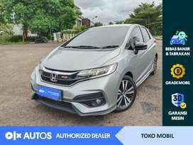 [OLXAutos] Honda Jazz 2017 1.5 RS A/T Silver #Toko Mobil