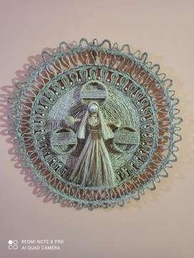 Handicrafted- Hand Made Jute Fibre work