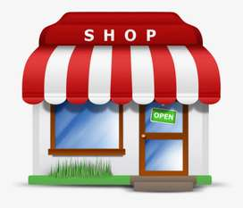 Nice shop for rent