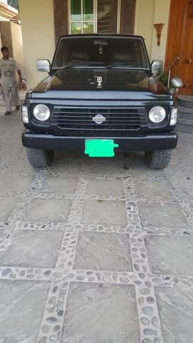 Nissan patrol, total genuine, mint condition just buy and drive