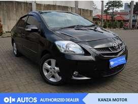 [OLX Autos] Toyota Vios 1.5 G 2010 Bensin M/T Hitam #Kanza Motor