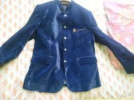 Blue coat single time used
