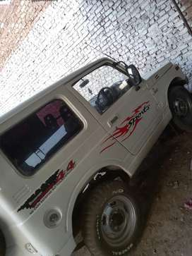 Suzuki Potohar Mini Jeep 1985 model