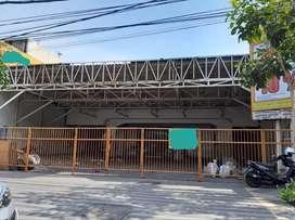 Ruko Cocok Utk Restaurant/Bank/Showroom/Kantor Bangunan 1 Lantai