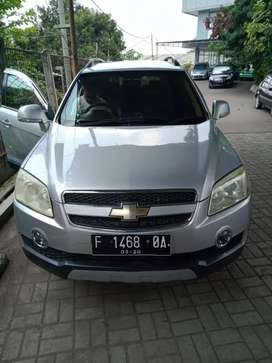 Chevrolet captiva bensin matikl th 2009 antik