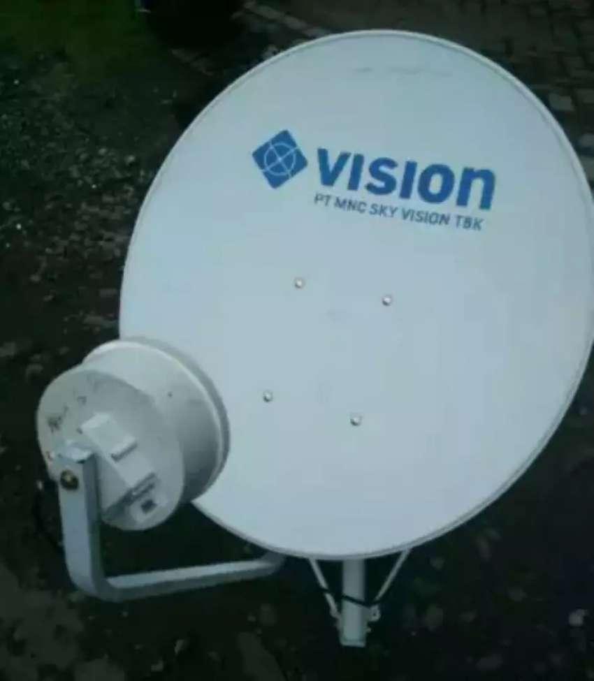 Pasang Indovision Mnc Vision Family Pack tv bayar 4 bonus 2 bln 0