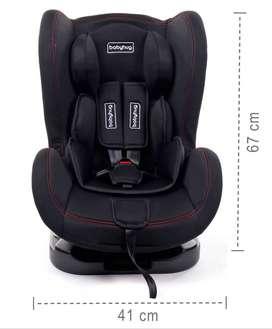 Babyhug Cruise Convertible Reclining Car Seat