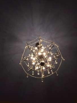 Lampu Gantung Kristal