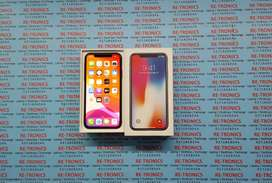iPhone X 256GB A1 Condition Space Gray With Charger And Box