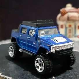 Hot Wheels Humvee Edisi 2000 an awal