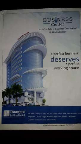 Luxurious offices for Rent or Lease in Business Center @ Govind Nagar