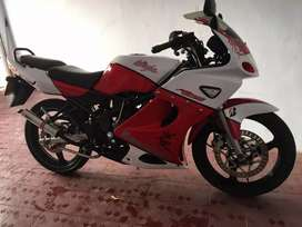 Kawasaki Ninja RR 150 tahun 2010