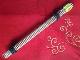 Arrow Petung Vanes Yellow