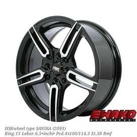 Sayosa Bmf - Velg Mobil Racing Hsr Wheel Import (free ongkir)