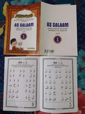 As Salaam, Metode baru belajar Al-qur'an