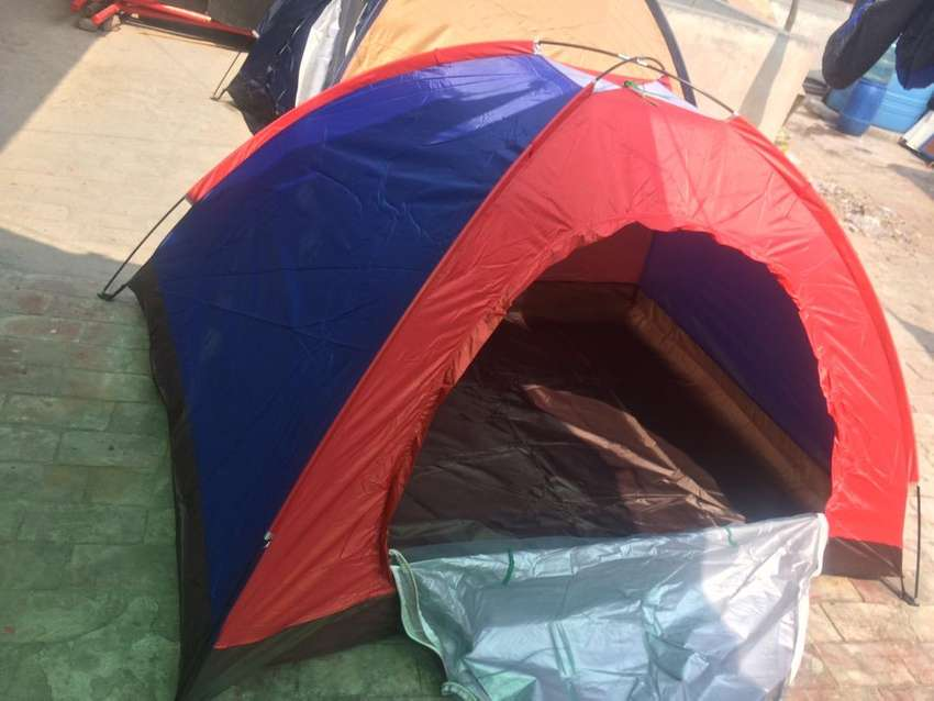 Different sizes of Camping Tents Available in Bulk Quantity 0