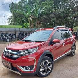 Dp 45jt! Honda Brv E 1.5 Manual 2017 Istimewa & Terawat! Xclusive