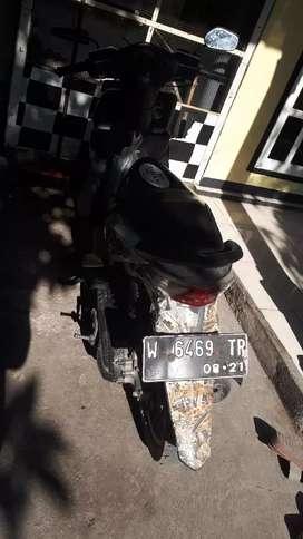Motor Honda Beat Bekas
