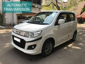 Maruti Suzuki Wagon R Stingray AMT VXI Optional, 2017, Petrol