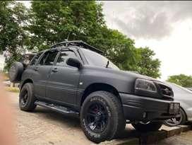 Suzuki Escudo 98% siap gaya
