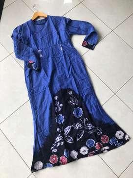 Dress sasirangan