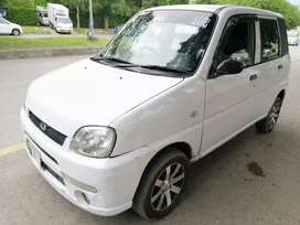 Subaru Pleo Manual 660cc