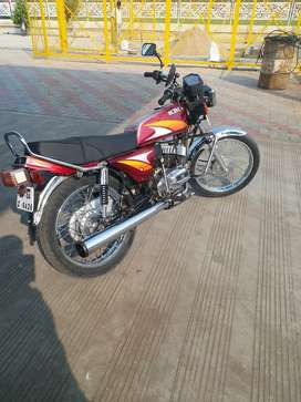Kawasaki KB125/ 2 Stroke/ rare/ vintage/ Collectors Item