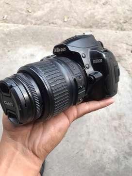 Nikon D3000 normal