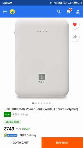 New power bank good condition