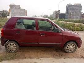 Alto car 2009 model for sale, fixed price