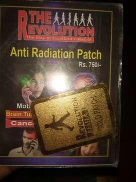 Anti Rediation patch