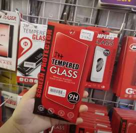 Tempered Glass Naser Samsung J7 Plus (Rave Cell Sako)