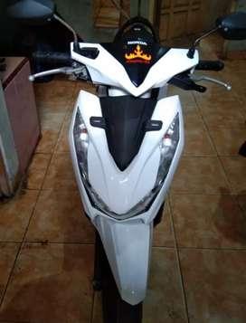 Beat 2020 plat krui (Raharja motor) 4853